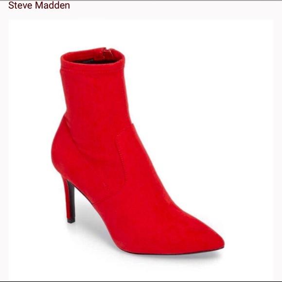 833f5a7319d Hot Steve Madden Lava Booties 🔥 💥